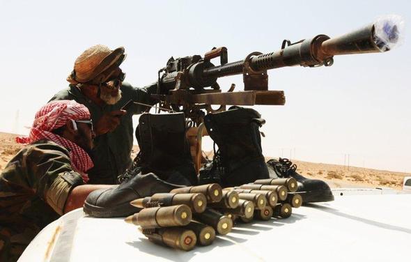 ------------------------------------ - (Waffen, Krieg, Lybien)