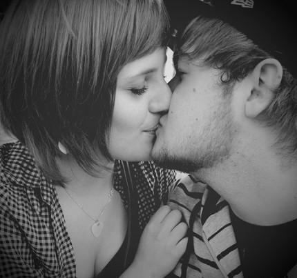 euer erster kuss