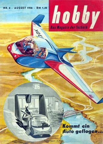 Fliegendes Auto für Jedermann - (Auto, fliegen, Fliegendeautos)
