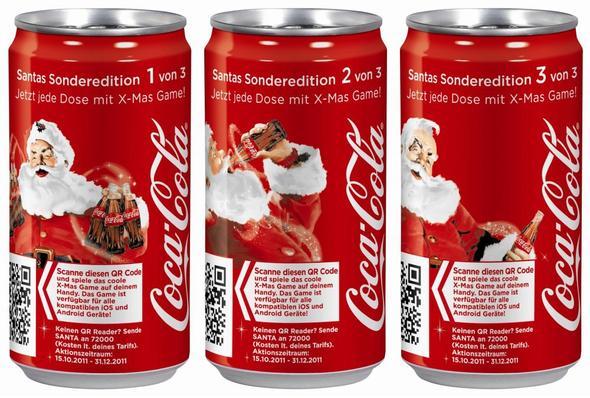 wann l uft wieder die coca cola weihnachtswerbung d. Black Bedroom Furniture Sets. Home Design Ideas