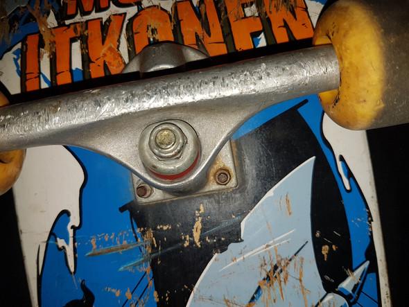 - (Skateboard, skaten, reparieren)
