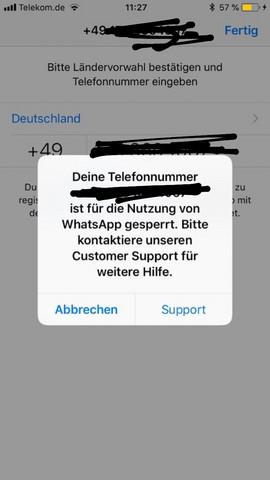 Neue Telefonnummer Bei Whatsapp