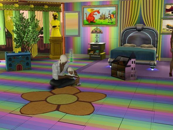 wie baut man gute h user in sims 3 bauen haeuser. Black Bedroom Furniture Sets. Home Design Ideas