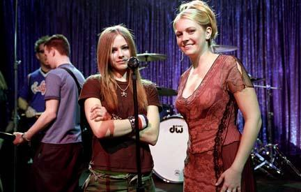 Sabrina - Avril Lavigne - (Schauspieler, Stars, Saenger)