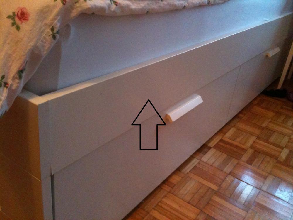 ikea brimnes bett montageanleitung: ikea betten day bed with drawers., Hause deko