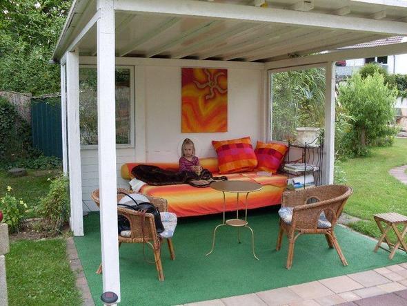 pavillon holz flachdach selber bauen. Black Bedroom Furniture Sets. Home Design Ideas