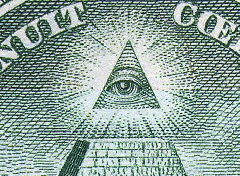 Das fressende Auge - (Facebook, illuminati)