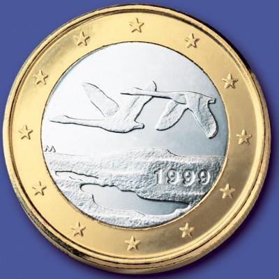 Eurostück Von 1999 Euro Sammeln Münzen