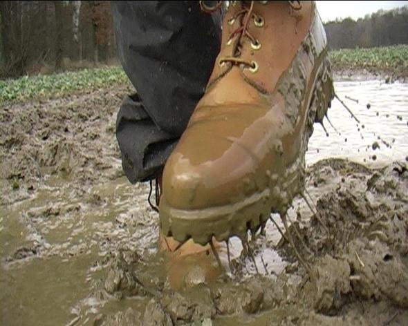 timberland boots verschmutzt schuhe reinigen schmutz. Black Bedroom Furniture Sets. Home Design Ideas