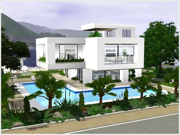 Sims 3 Wie Baut Man Schone Hauser Haeuser