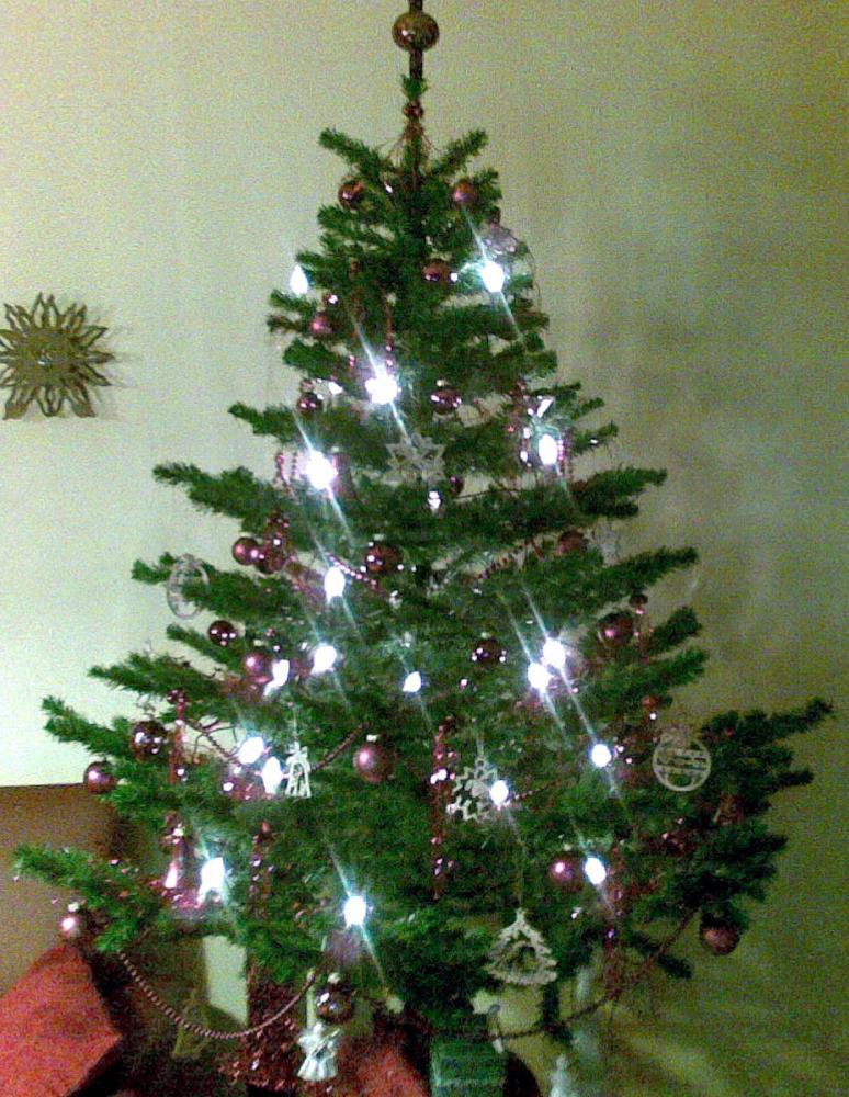 welche ideen habt ihr f r den weihnachtsbaumschmuck weihnachten gutefrage weihnachtsbaum. Black Bedroom Furniture Sets. Home Design Ideas