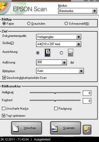 Scannersoftware Epson - (Foto, Scanner)