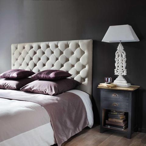 Klassisches Chesterfield-Bett! - (wohnen, Möbel, Bett)