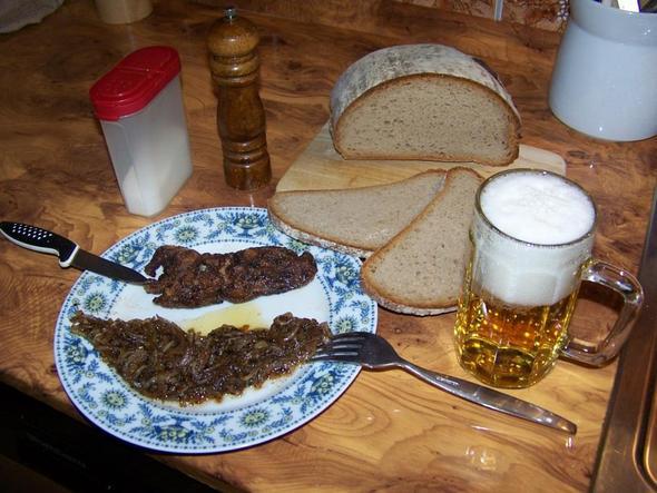 Welsleber  - (kochen, Rezept, Geflügelleber)