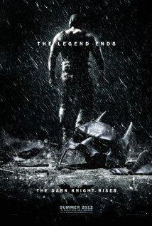 The Dark Knight Rises - (Film, Batman)