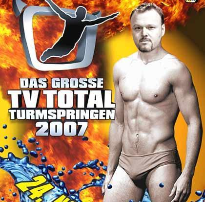 TV Total-Werbung - (Computer, PC, Film)
