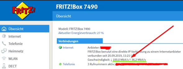 Fritzbox Frequenzband ändern