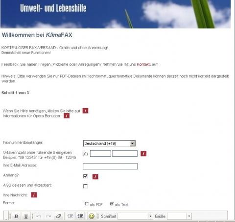 fax online kostenlos ohne anmeldung