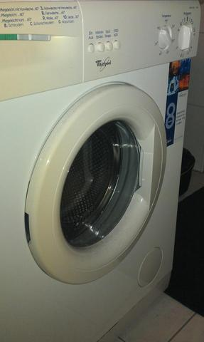 waschmaschine whirlpool awm 4100 1000 wasser. Black Bedroom Furniture Sets. Home Design Ideas