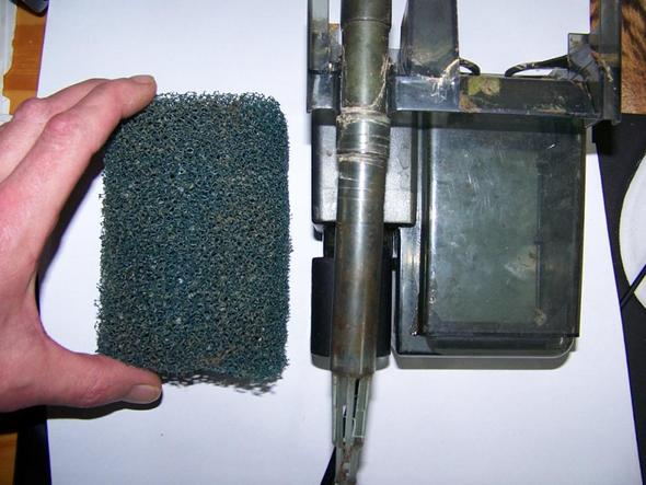 aquaclear power filter 20 aquarium reinigung aquaristik. Black Bedroom Furniture Sets. Home Design Ideas