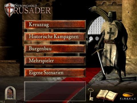 startbildschirm - (zocken, stronghold crusader)