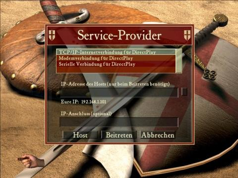 mehrspieler - (zocken, stronghold crusader)