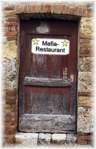 Mafia-Restaurant - (Italien, Restaurant, Mafia)