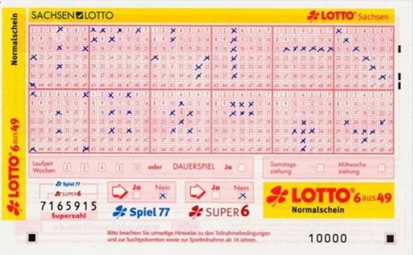 lotto online am laptop spielen