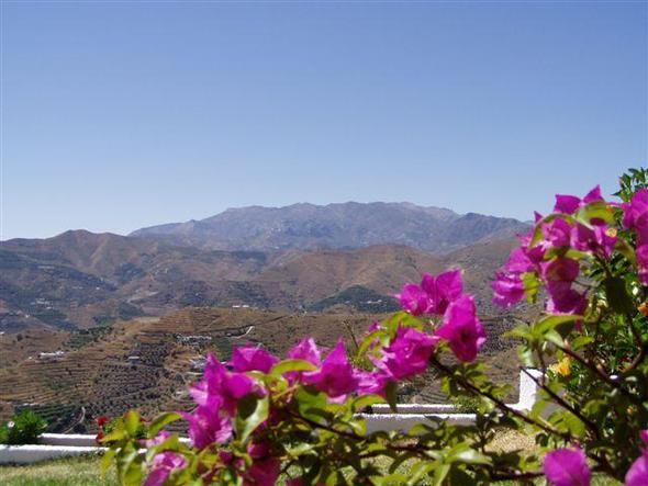 Berge in Andalusien - (Urlaub, Spanien, Temperatur)