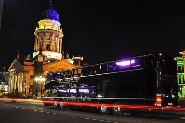 ONYX Bus - (Freizeit, Berlin, Junggesellenabschied)