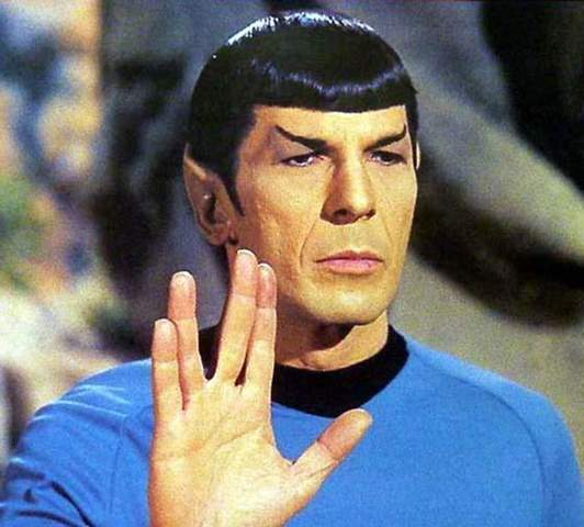 Spock Griff