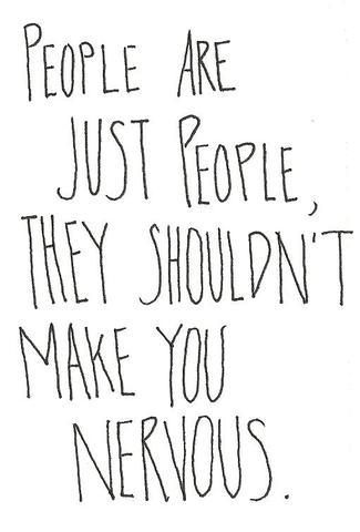 just people - (Psychologie, Angst, Biologie)