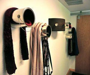 Eimer- Gardarobe/ Aufbewahrung - (Zimmer, Kreativität)