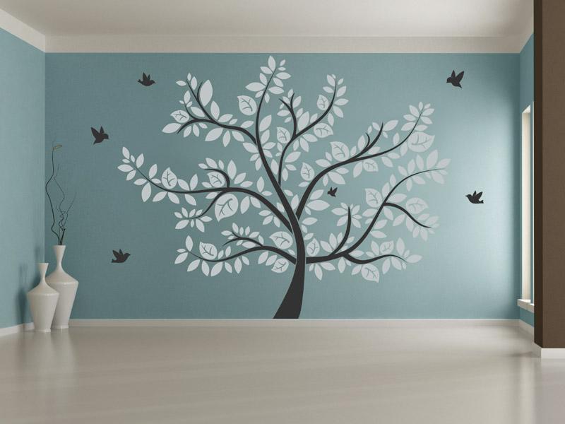 Flur Farblich Gestalten. Wand Gestalten Mit Farbe ~ Speyeder, Wohnzimmer  Design