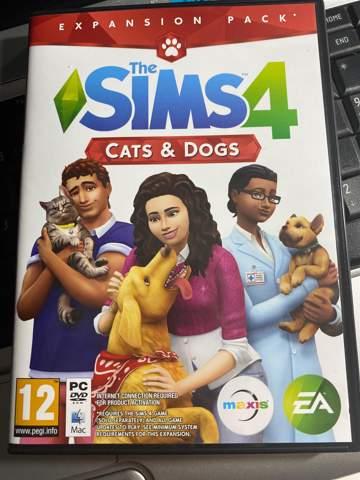 Kann Man Sims 4 Hunde Und Katzen Spielen Ohne Sims Zu Haben Spiele