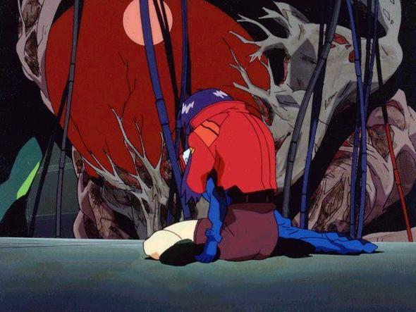 Misato und Eva - (Film, Anime, Serie)