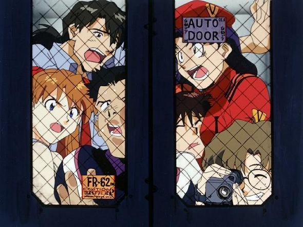 Die Hauptdarsteller - (Film, Anime, Serie)