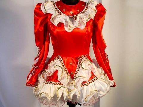 Vorderansicht - (Kostüm, Karneval)