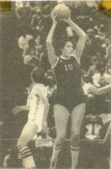 Die  2,18m Riesin war übermächtig! - (Sport, Wissen, Basketball)