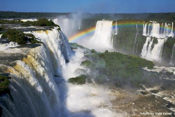 Wasserfälle von Iguazú - (Reise, Sommer, reiseziel)