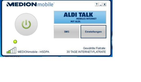 internet aldi talk