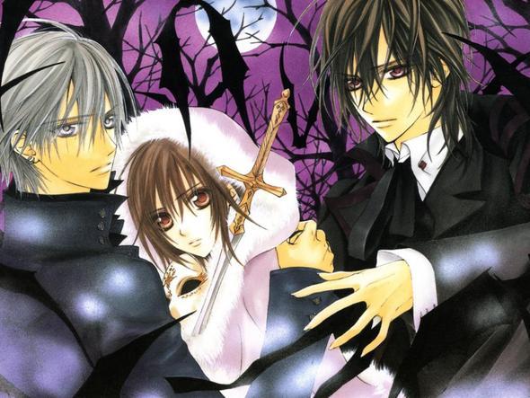 vampire knight - (Internet, Film, Anime)