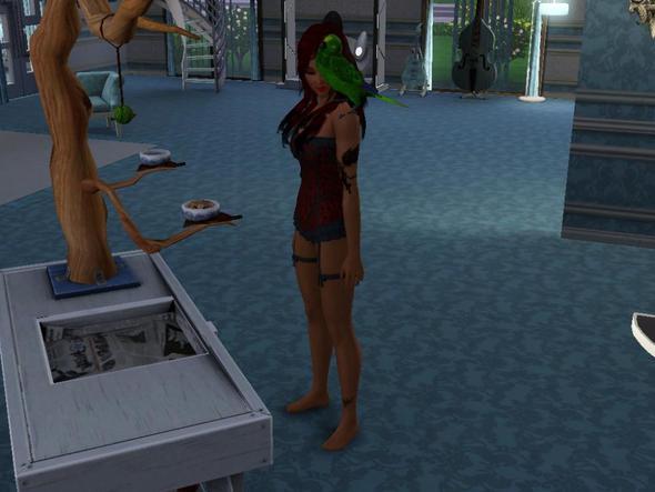 ET - (Tiere, Sims 3)