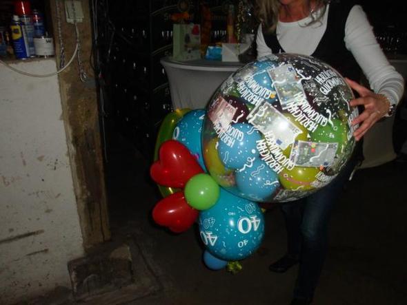 Luftballon   (Geld, Ideen, Lustig)