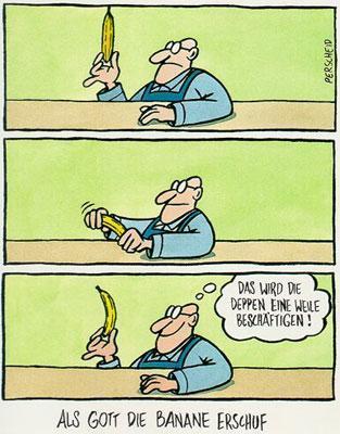 hahaha - (Früchte, Banane)