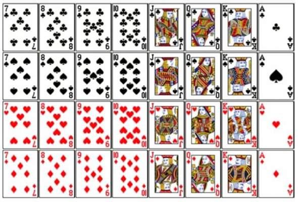 Wie Viele Karten Hat Ein Romme Spiel