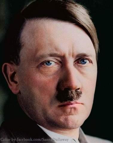 Wie konnte Adolf Hitler diesen Blond und Blauäugig Hype