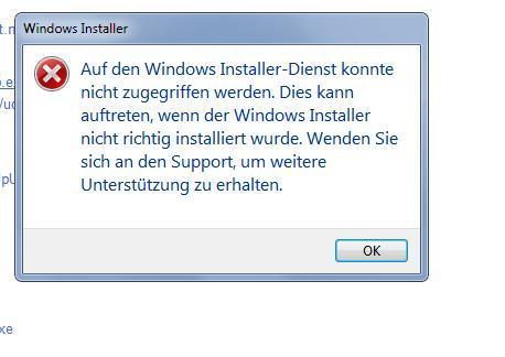 fehler - (Computer, PC, Windows)