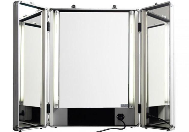 hollywood schminkspiegel kaufen oder basteln computer. Black Bedroom Furniture Sets. Home Design Ideas