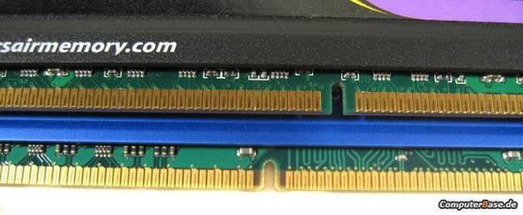 Einkerbung Pins - (Computer, PC, Hardware)